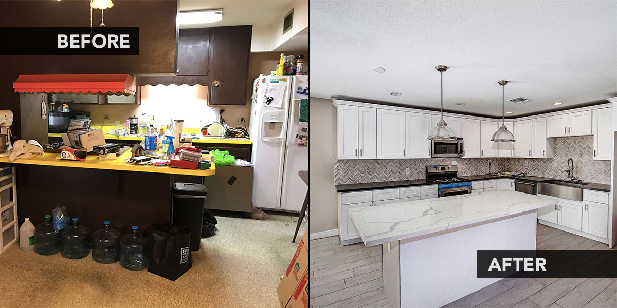 South Scottsdale Remodel Before And After Habitat