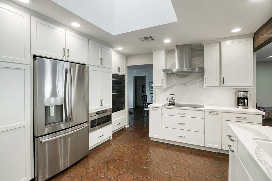 Flooring Choice for Your Custom Kitchen